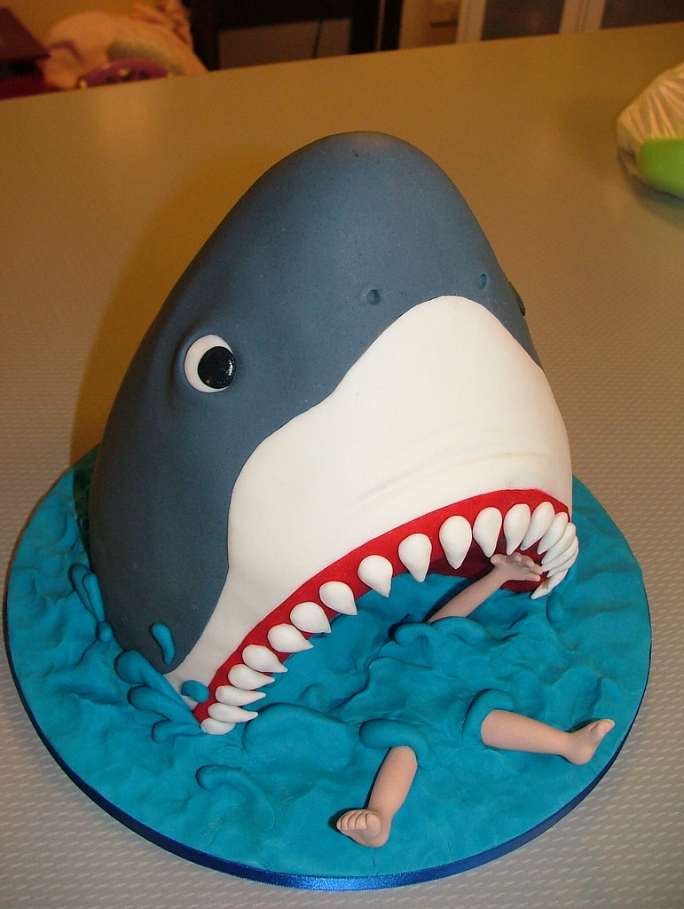 By Sweet Treacle Shark Attack