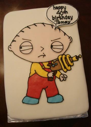 Family Guy Cake Pan