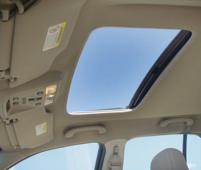 2010 Honda Insight With Webasco Solaire 4300 Sunroof: Inte