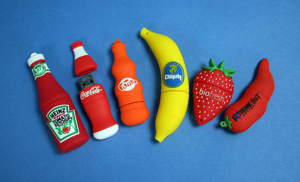 Food related usb flash drives food related usb flash - Cuisine flash but ...