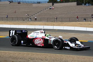 New look for Kanaan | by IndyCar Series