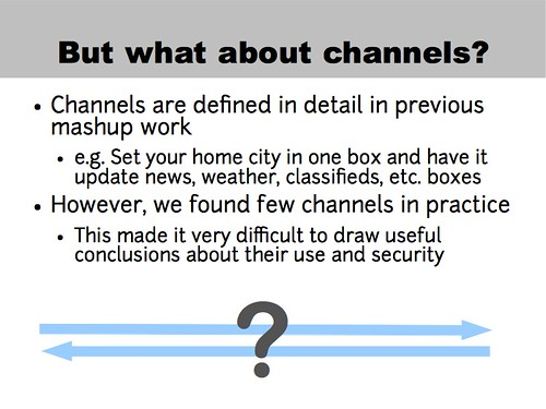But what about channels? | by Terriko