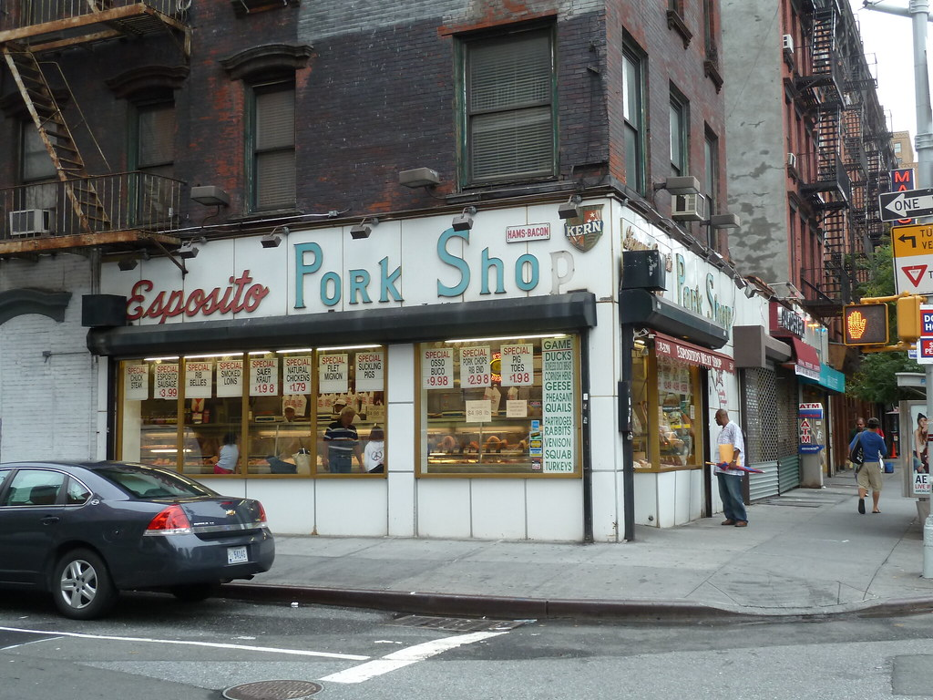 Esposito s Pork Shop Hell s Kitchen New York City