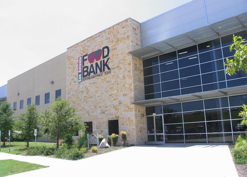 San Antonio Food Bank 1 San Antonio Food Bank San