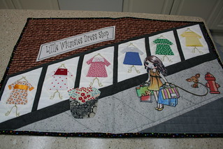 DQS9 Received from Fun & Comfort Quilts (Karen) | by LittleWhimsies Sews