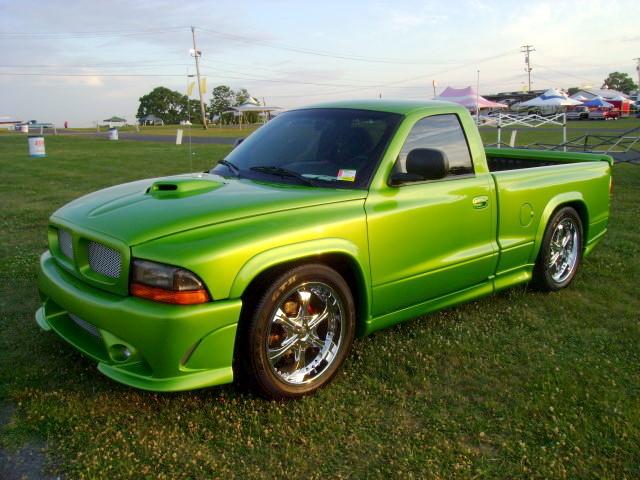 1999 Dodge Dakota R T Carlisle All Chrysler Nationals
