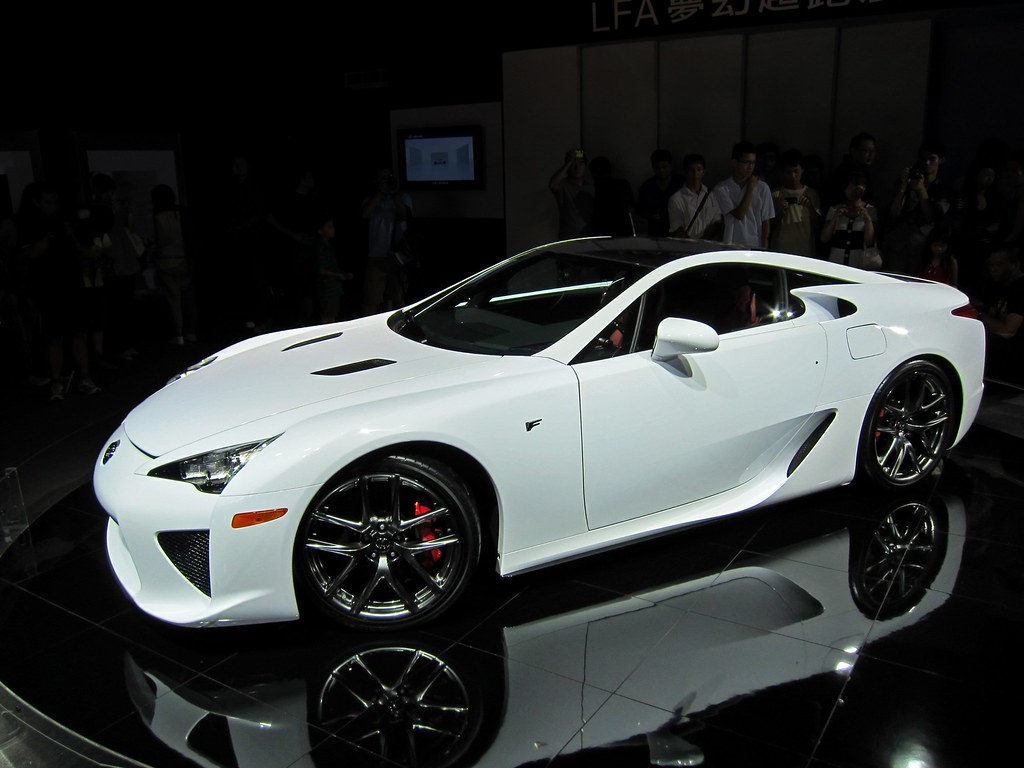New Lexus Sports Car Lfa Price