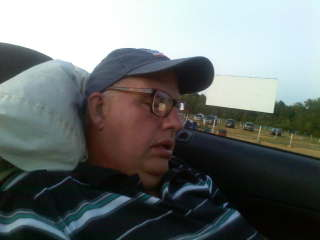 John's enjoying the drive-in! | by eblackwell