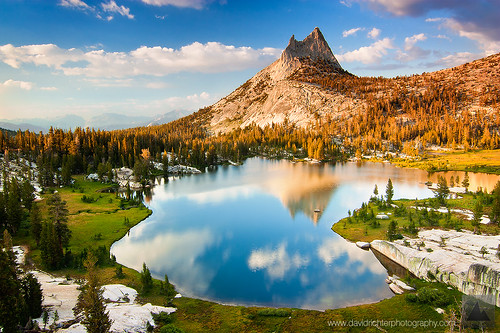The Death Hike, Cathedral Peak, Yosemite -- Granite Reflections | by david.richter