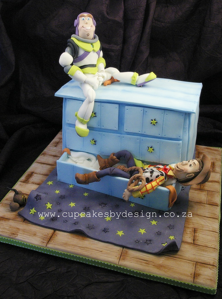 Toy Story Cakes For Boys : Janco s toy story cake i made this for a little boy