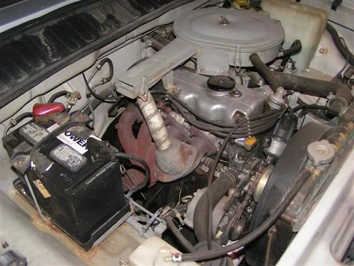 1986 Hyundai Stellar Gsl Mitsubishi 4g32 Engine The Engi Flickr