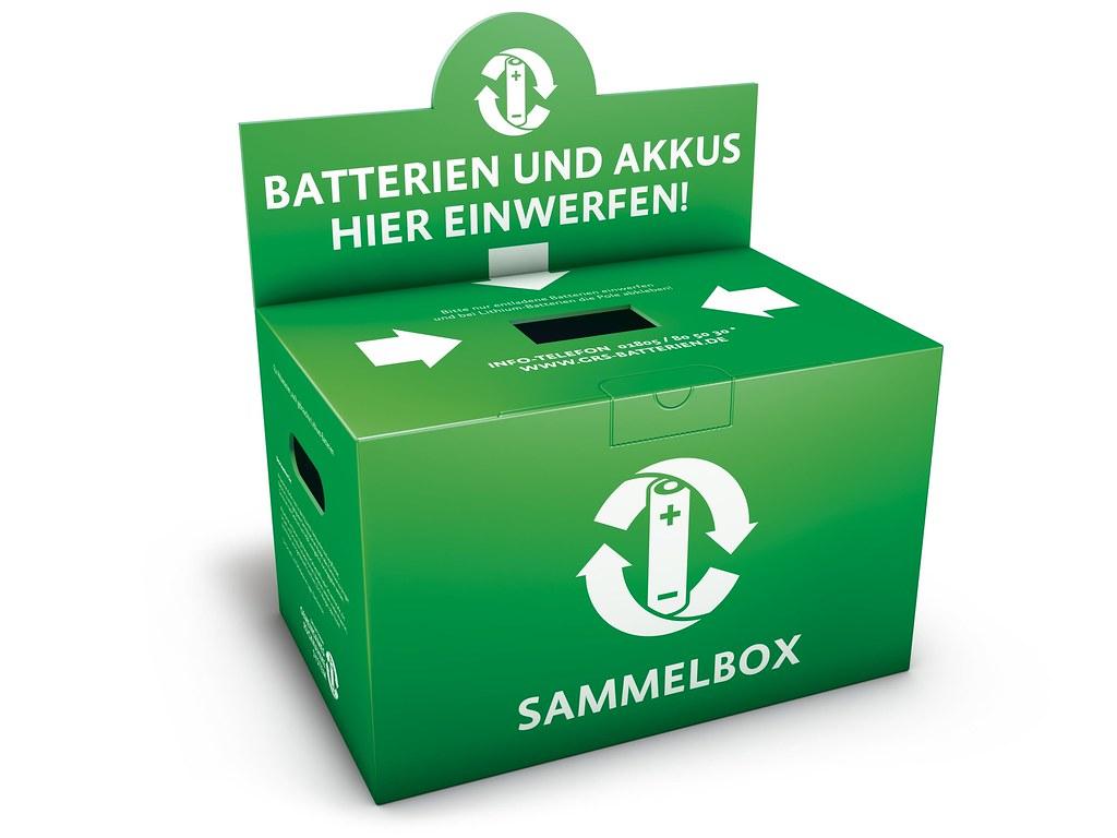batterie sammelbox grs batterien ist europas gr tes r ckn flickr. Black Bedroom Furniture Sets. Home Design Ideas