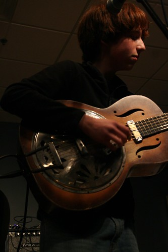 Blue Mondays All Ages Blues Jam January 2011 | by Cantos Music Foundation