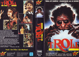 Troll (VHS Box Art) | by Aeron Alfrey