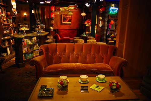 Warner Bros. Studios - Set from the american sitcom Friends | by Fiftystars