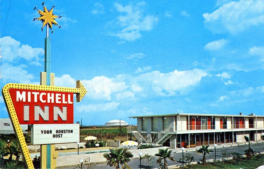 Motel  South Main Houston Tx