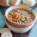 Roasted Corn & Black Bean Soup - Win!