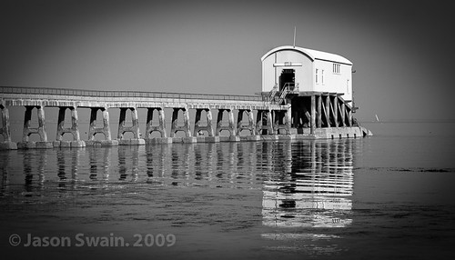 Bembridge Lifeboat Station. UK coastal scenes #5 | by s0ulsurfing