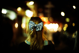 Bow | by doublecappuccino