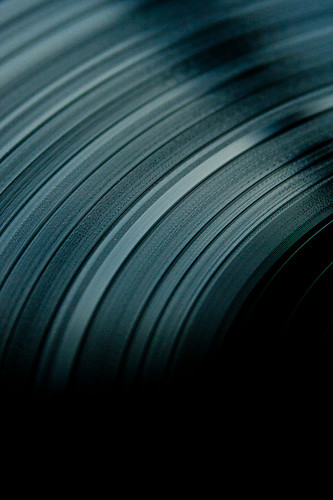 iPhone Background - vinyl II | by brianjmatis