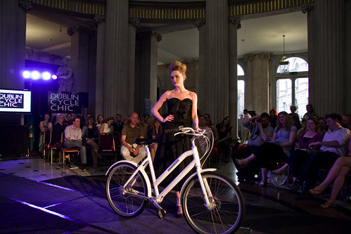 Dublin Cycle Chic Fashion Show 07 | by Mikael Colville-Andersen