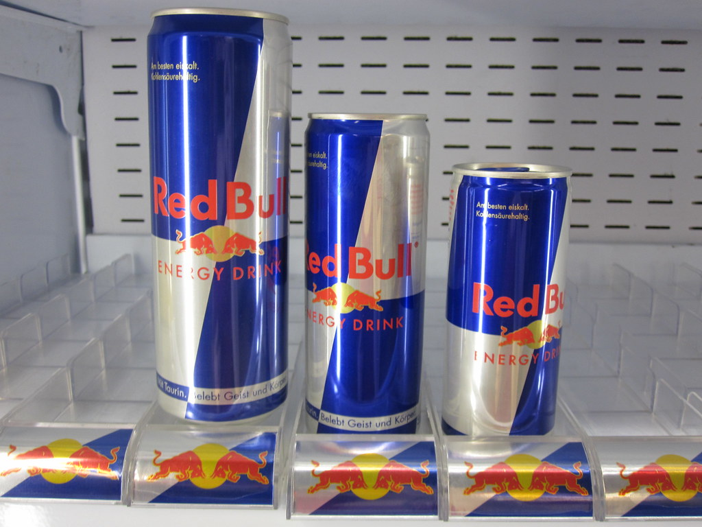 red bull small medium or large i didn 39 t know there was flickr. Black Bedroom Furniture Sets. Home Design Ideas