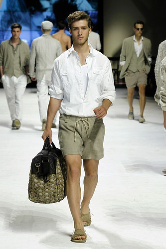 Dolce & Gabbana Man Fashion Show Summer 2011, luxorium | by luxorium