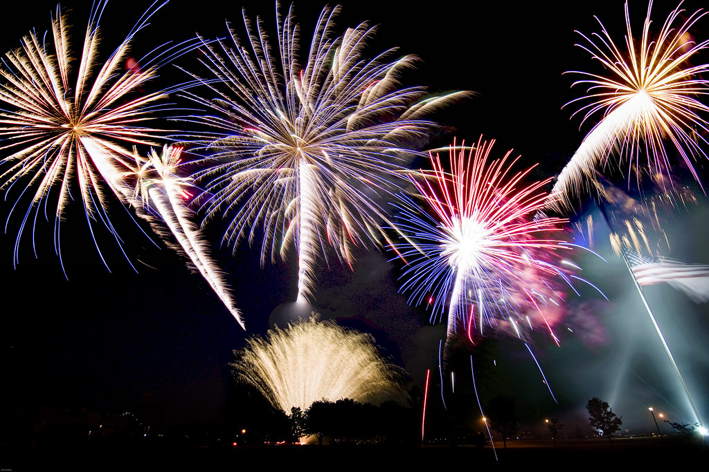 Edgewater Park Nj >> fireworks @ edgewater, new jersey | © 2010 Steve Kelley ...