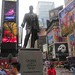 Cohan Statue — Times Square