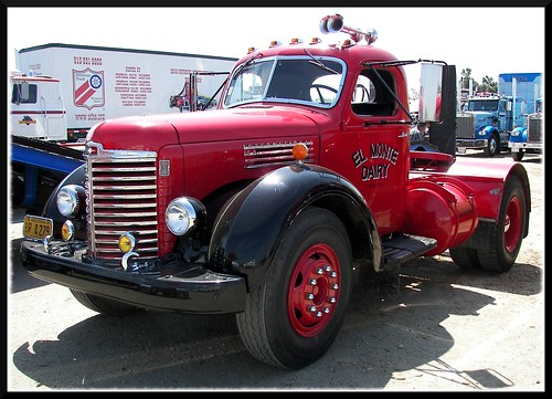 47 International Truck | A nice looking old 1947 Internation… | Flickr