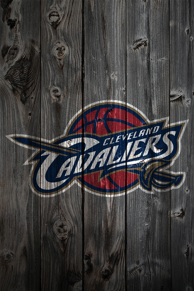 Cleveland Cavaliers Wood iPhone 4 Background | Kristopher Legg ...