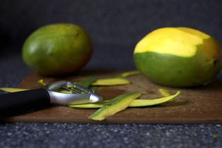 peeling the mangoes | by smitten kitchen
