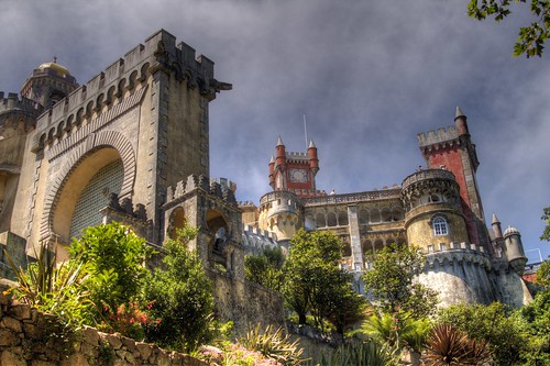 Pena National Palace, Sintra, Portugal | by To Uncertainty And Beyond