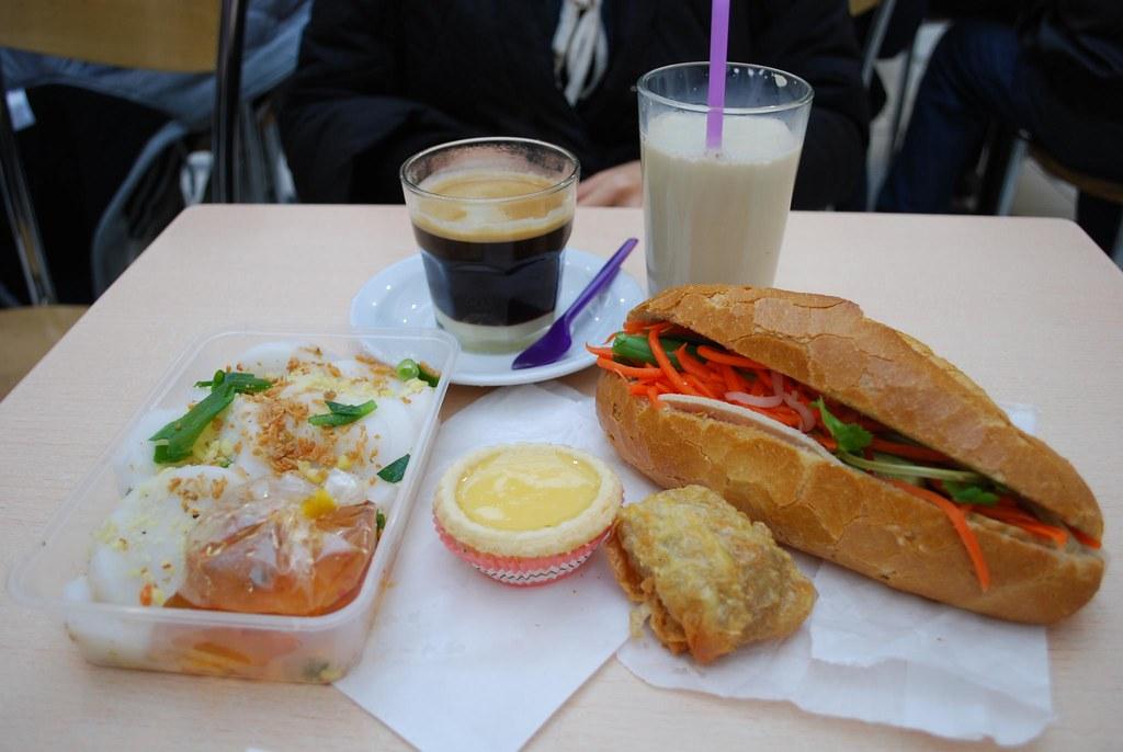 Vietnamese Breakfast In Springvale 安来 An Loi Deli