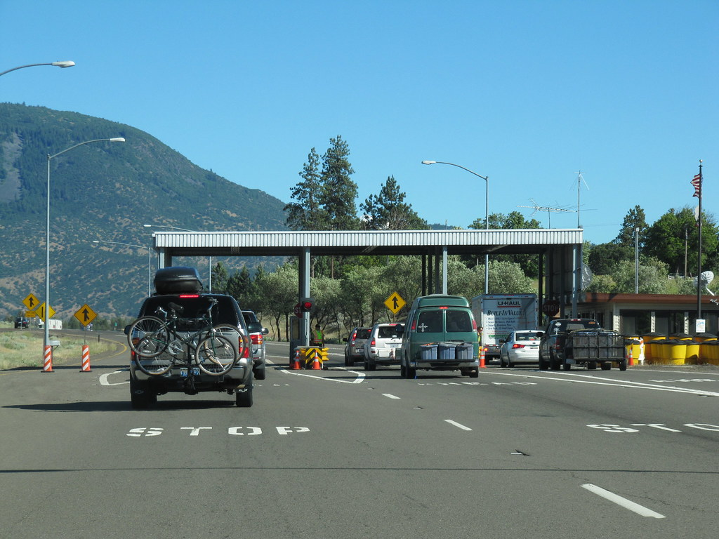 Oregon California Border Got Any Fruit Northern