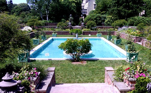 The Italian Garden And Pool At Planting Fields A Must See Flickr