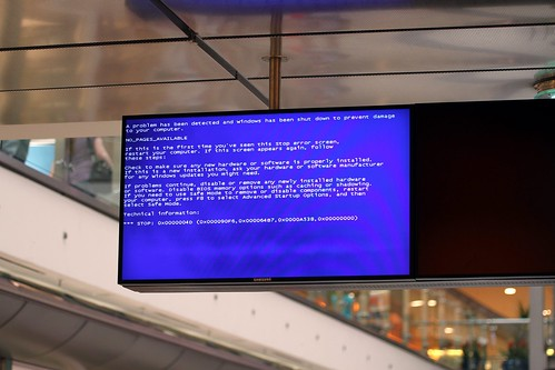 Public Blue Screen NO_PAGES_AVAILABLE | by acidpix