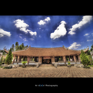 HDR Mong Phu Pagoda Sunny day | by Mr. dEvEn