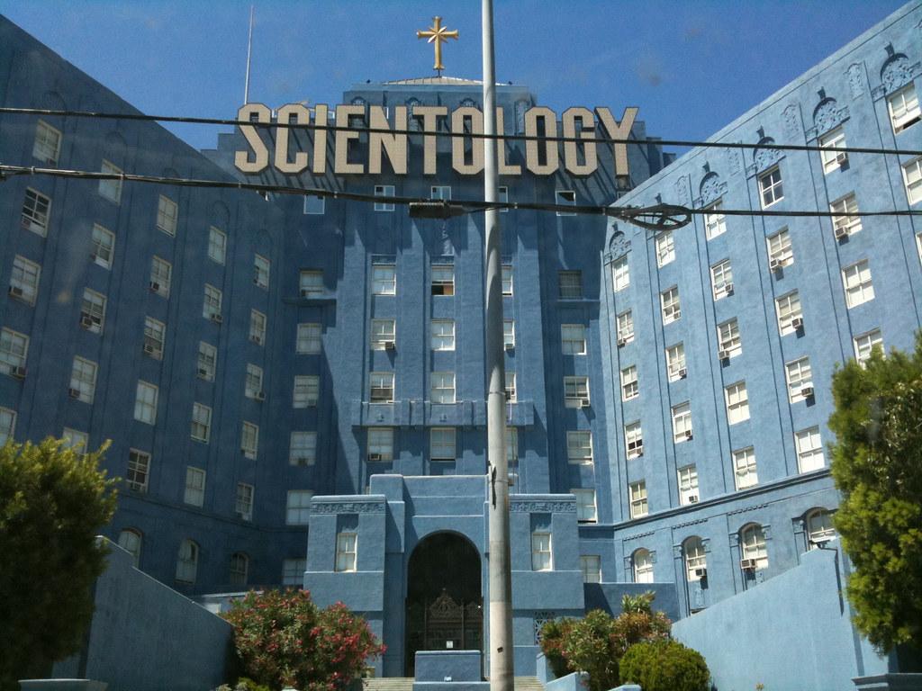 Church Of Scientology Austin Car Crash