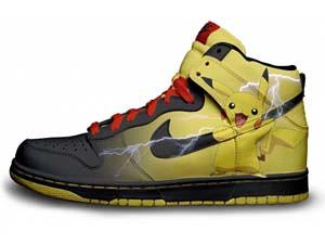 Pikachu Nike Shoes