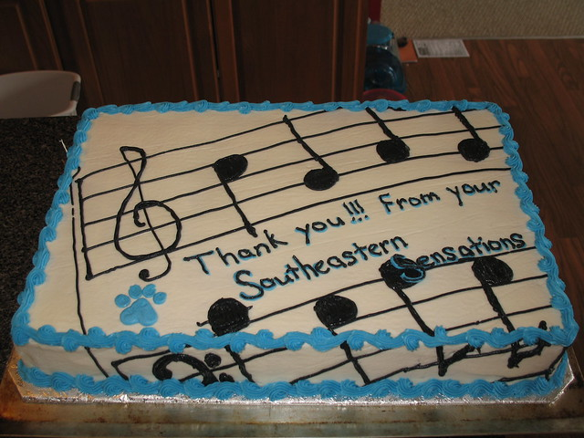 Music Note Cake Flickr - Photo Sharing!