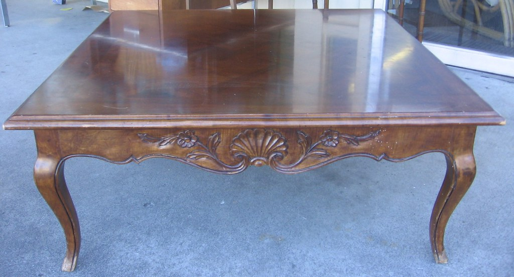 Sold Italian Coffee Table 40 Square The Living Room Co Flickr