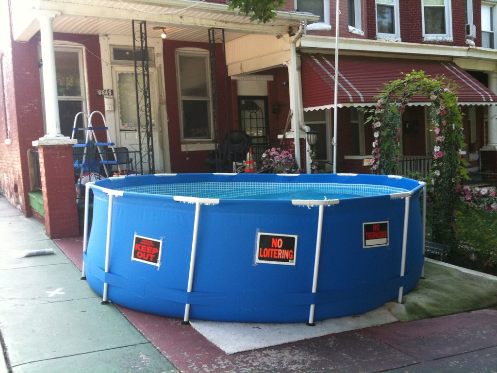 Front Yard Pools Part - 50: Front Yard Pool | Hank Mitchell | Flickr