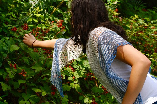 Roma Shawl 5 | by throughtheloops
