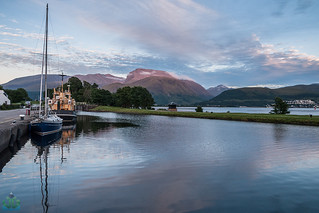 Ben Nevis Sunset | by James G Photography
