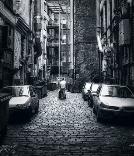 Back alley | by tootdood