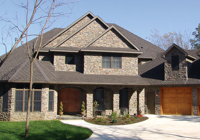 French country villa aspen stone veneer french French country stone