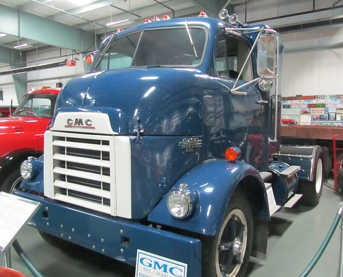GMC 860 Cannonball Truck - 1955   The Golden Age of ...