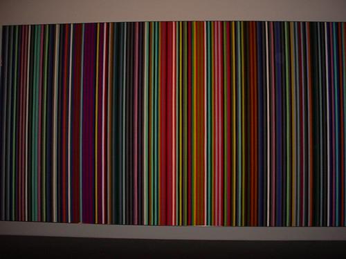 Gene Davis At Denver Art Museum Vasenkaphotography