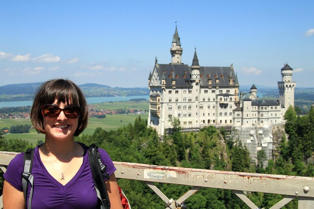 Schwangau Germany  City new picture : Schloss Neuschwanstein Schwangau, Germany | Follow our jou ...
